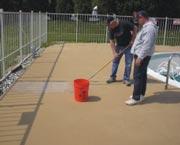 Дюрафил для бетона бетон сколько застывает
